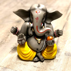 004 Ganesh – Grey/Yellow